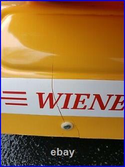 Vintage Rare Oscar Mayer Wiener Wienermobile Promotional Pedal Car