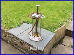 Vintage Redex Forecourt Oil Dispenser