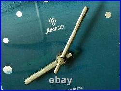 Vintage Toyota 2000GT Dealer Advertisement Jeco Clock Art RARE US from Japan