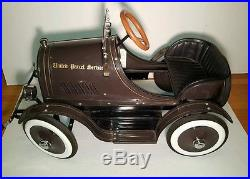 Vintage United Parcel Service UPS Advertising Peddle Car Limited Edition