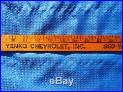 Vintage Yenko Chevrolet Dealership Original Yardstick McMurray Canonsburg RARE