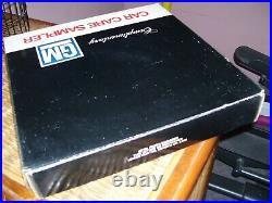 Vintage nos original Chevy GM promo dealer care kit accessory Nova chevelle ss